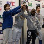 Deux titres de champions de France pour les épéistes M17 de Bron à Dax