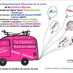 Départ imminent : Caravane «Rose des Sabres» 2019