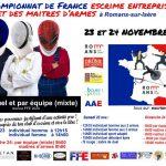 Ch. de France «Entreprise» et MA. à ROMANS