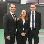 21/10/2019 – Matthieu BEUGNETTE devient arbitre international