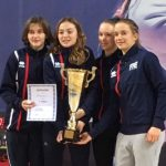12/01/20 – Morgane TAJAN médaillée à Poznan