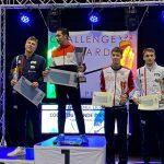 19/01/20 – Double médaille pour Armand Spichiger au «Licciardi»
