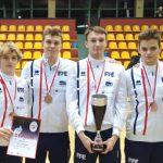 02/02/20 : Armand SPICHIGER et Paul-Antoine de BELVAL médaillés à Leszno
