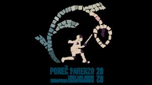 Championnats d'Europe cadets juniors à Porec