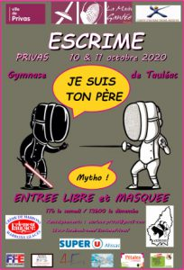 Open M13/M17 Épée & Fleuret @ PRIVAS