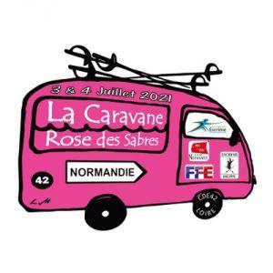 Caravane Rose 2021 @ Dieppe